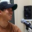前寛之選手 11月24日放送分 収録風景2