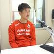 横山知伸選手 4月27日放送分 収録風景1