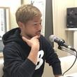 白井康介選手 5月11日放送分 収録風景3