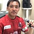 田中雄大選手 7月27日放送分 収録風景1