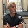菅野孝憲選手 8月10日放送分 収録風景3