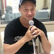 荒野拓馬選手 9月13日放送分 収録風景②